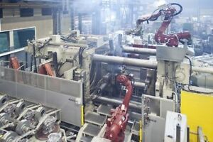 die casting equipment wanted now
