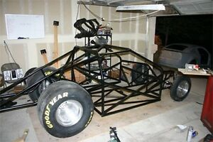 Looking for an old car body for a drag car