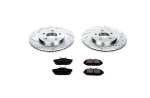 New Performance Rear Brakes and Rotors for Mustang Regina Regina Area image 1