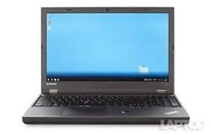 Lenovo ThinkPad W530 Core i7 3820QM Powerfull Workstation Laptop