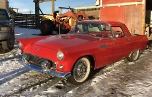 55 TBird - Complete Restoration, Runs like a Top!!