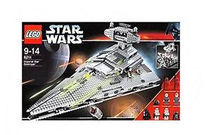 LEGO StarWars Imperial Star Destroyer (6211)