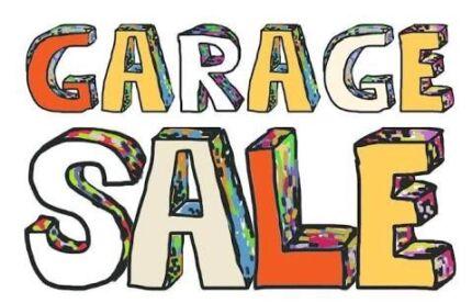 GARAGE SALE SAT 27th - WINDSOR