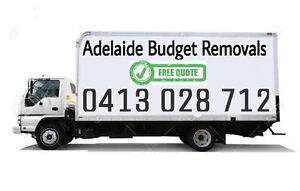 Adelaide Budget Removalist North Adelaide Adelaide City Preview