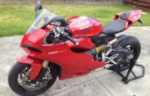 Ducati Panigale 1199 CC 2011 for Sale