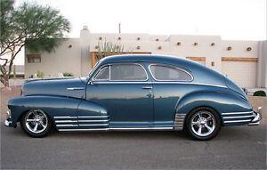 Wanted 1948 Chevrolet Fleetline parts