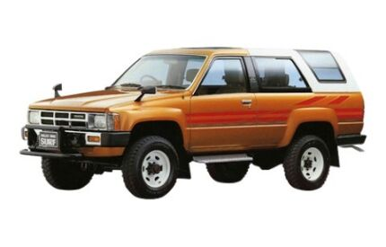 Wanted: 1985 Toyota Surf / 4 Runner