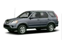 Honda crv breaking front end available