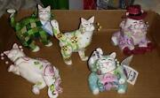 Lacombe Cats Figurines