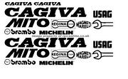 Cagiva Mito Decals