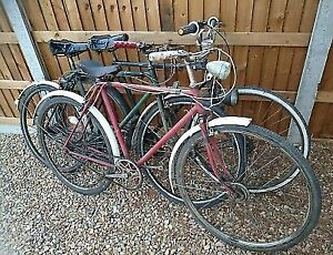 Looking for old free vintage bikes