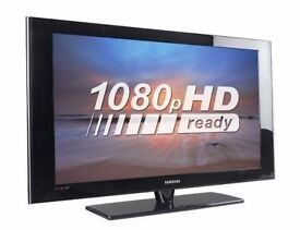 """Samsung 37"""" HD Ready LCD TV With Built-in Freeview 3 x HDMI not 32, 40, 42 Will Deliver Locally"""