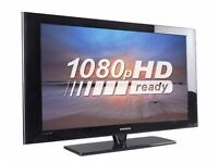 "Samsung 37"" HD Ready LCD TV With Built-in Freeview 3 x HDMI not 32, 40, 42 Will Deliver Locally"