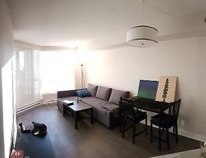 Large 1-bedroom at Minto One80five, heart of downtown Ottawa