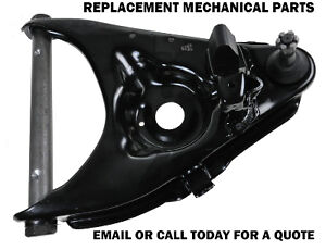 Replacement Suspension, Brakes, Control Arms, Ball Joints & More