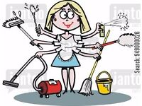 Cleaners wanted! £8.- per hour
