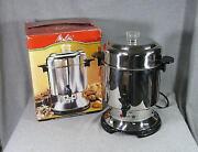 Vintage Coffee Urn