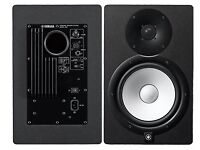 Yamaha hs8 monitors brand new pair