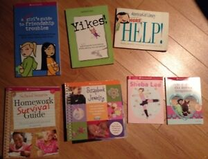 American Girl books for sale London Ontario image 2