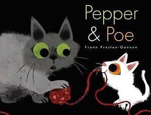 Pepper & Poe By Preston-Gannon, Frann -Hcover