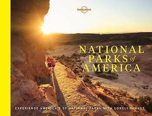 National Parks of America, Lonely Planet