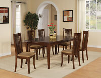 BRAND NEW 7PC KITCHEN TABLE FOR SALE FOR JUST $899