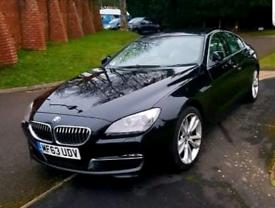 2013 BMW 6series