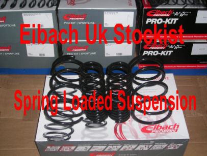 Eibach Pro Kit Lower Springs for Toyota Avensis (T25) 2.0 D-4D, 2.2 TD, 2.2 D-4D
