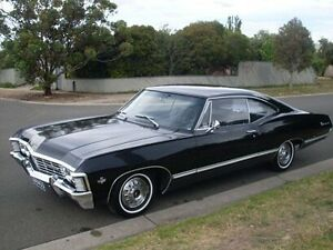 WANTED 1967-1968 CHEVROLET IMPALA FAST BACK