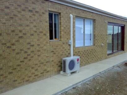 Wanted: Split system air conditioning supply and or fully installed