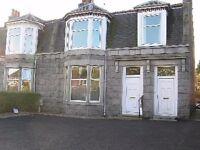 Flats for nightly or weekly rental. Cults, Peterculter, Portlethen