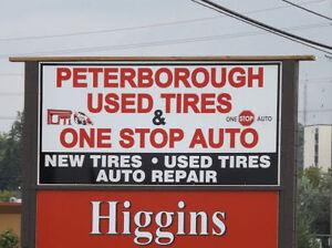 225/60R16 FIRESTONE FIREHAWK All Season Peterborough Peterborough Area image 6