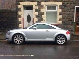 2003 Audi TT Quattro... 1.8T Facelift Model.....