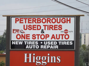 265/60R18 Michelin's – 1000's of Used Tires In Stock Peterborough Peterborough Area image 6