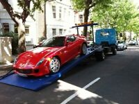 Car Recovery - Vehicle Recovery - Breakdown Service - Car Transport - Motorcycle Transport - Drivers
