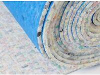 Carpet underlay - brand new