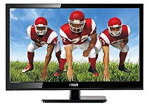Rca 19 in TV no remote