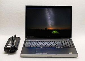 Laptop Dell M6500, Cpu intel i7 grandeur 17'' SSD240 Go neuf à 4