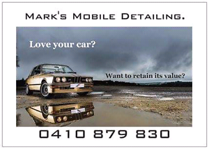 Mark's Mobile Detailing - Car Cleaning  - From $35 Southport Gold Coast City Preview