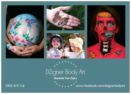 DZigner Body and Face Painting