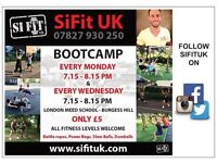 BOOTCAMP CLASSES