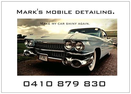 Mobile Car Detailing and Cleaning - We Come To You