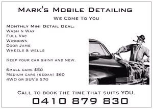 CAR DETAILING AND CLEANING  From $25 Southport Gold Coast City Preview