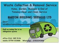 Any rubbish removal, Builders/Commerical/Retail/House/Garage clear and clean service- All North West