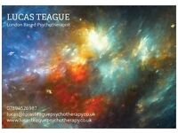 Lucas Teague Psychotherapy - Counselling and Psychotherapy in the heart of East London