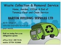 Any rubbish removal, Builders/Commerical/Retail/House/Garage clear and clean service available
