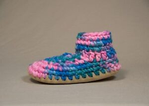 Padraig Slippers - Size Child 10 or 11