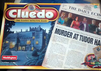 Clue Board Game - two unique versions for $15