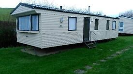 8 birth caravan for rent near Newquay, Cornwall - Very reasonable prices