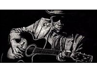 Blues guitarist and singer wanted to start duo or trio in Reading area